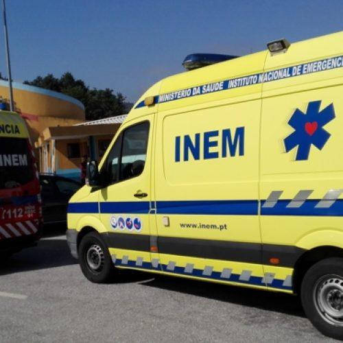Jovem de 15 anos sentiu-se mal junto às piscinas de Oliveira do Hospital