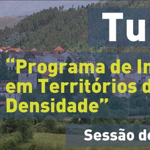 Município oliveirense apresenta Programa de Investimento em Territórios de Baixa Densidade