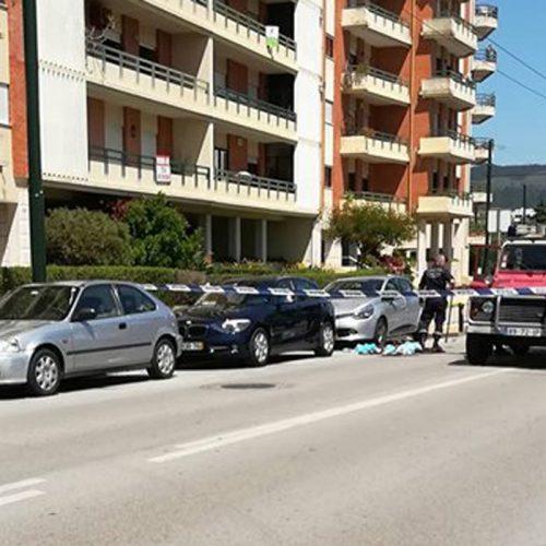 Morreu mulher atropelada em Coimbra