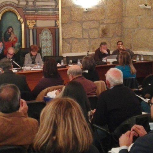 Assembleia Municipal reúne esta tarde em sessão ordinária