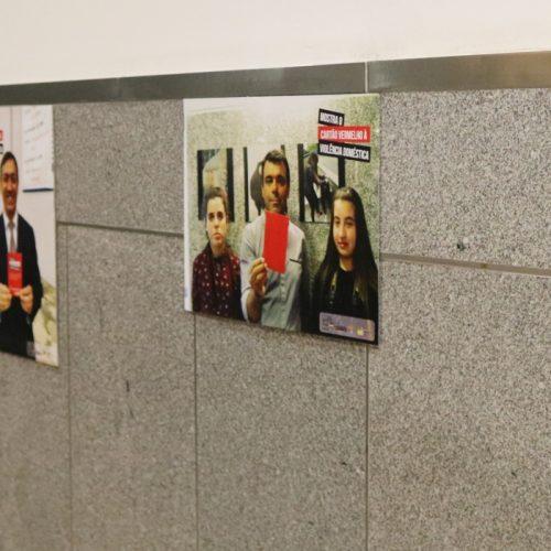 """Oliveira do Hospital mostra """"cartão vermelho"""" à violência doméstica"""