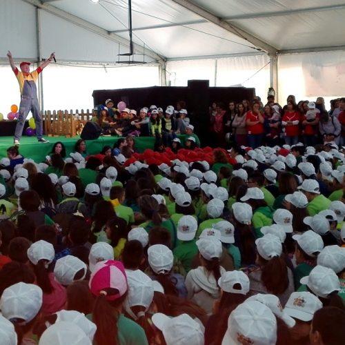 """Crianças vivem hoje """"um dia especial"""" em Oliveira do Hospital"""