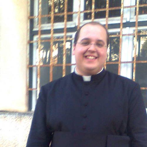 Francisco Prior Claro vai ser ordenado sacerdote