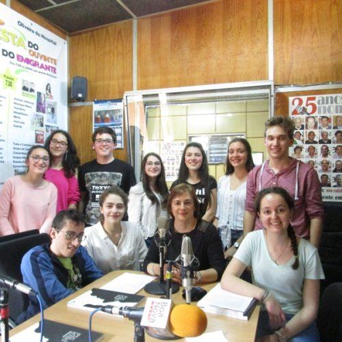 """A Escola e o Meio"" apresenta 33º programa na Rádio Boa Nova"