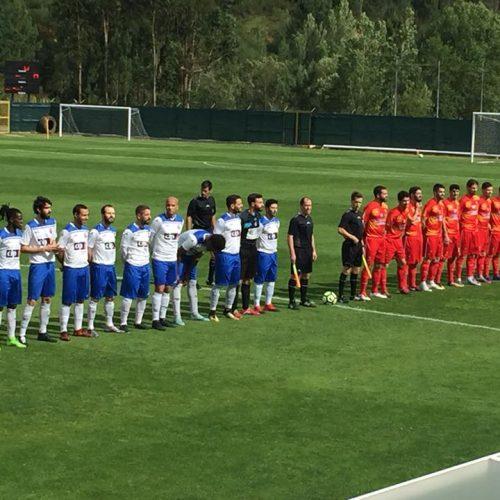 Condeixa vence supertaça 2017-2018 da AFCoimbra, ao derrotar no prolongamento o FCOH por 2-1
