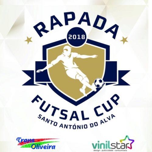 """""""Rapada Futsal Cup"""" arranca hoje em Santo António do Alva"""