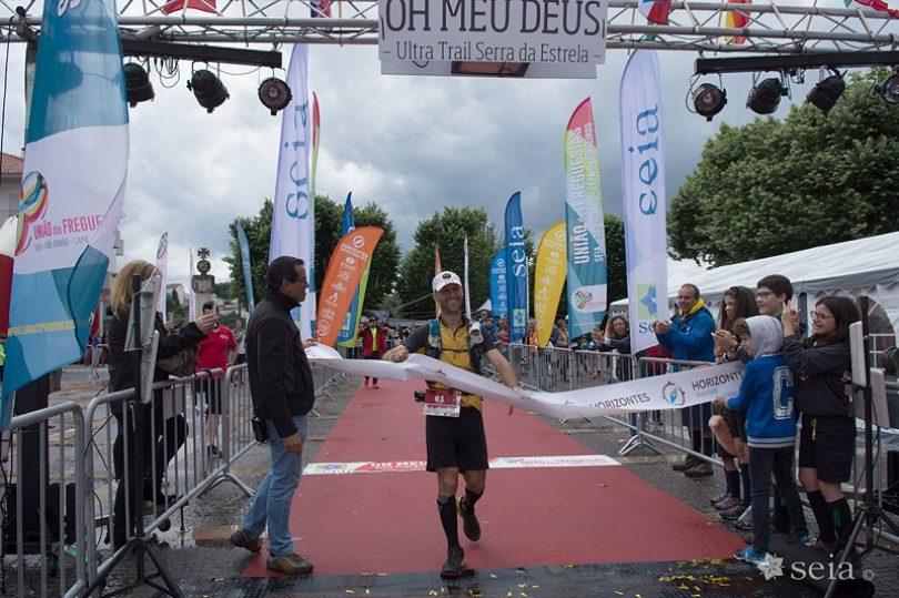Luís Mota vence mais uma edição Oh Meu Deus – Ultra Trail Serra da Estrela