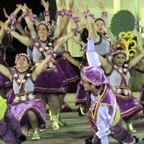 """Marchas Populares proporcionaram """"grande noite"""" em Oliveira do Hospital (com vídeo)"""