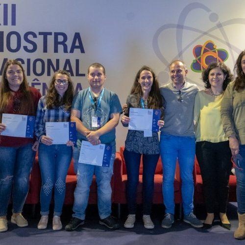 EPTOLIVA novamente distinguida na 12ª Mostra Nacional de Ciência