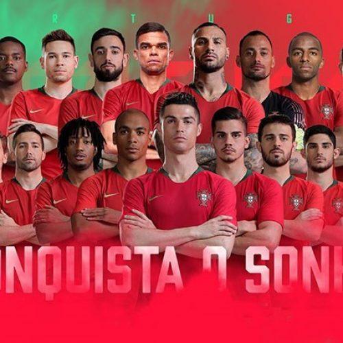 Mundial 2018: Portugal joga hoje frente a Marrocos