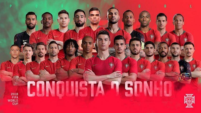 Mundial 2018: Portugal em jogo decisivo com o Irão para os oitavos-de-final
