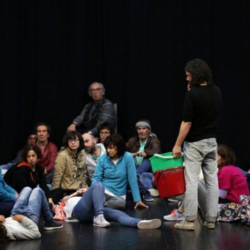 """Teatro Comunitário percorre """"coração da Serra da Estrela"""""""