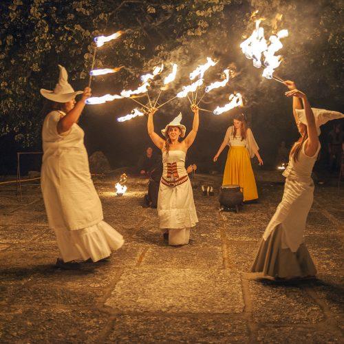 Alvôco da Serra celebra chegada do verão com Festa do Solstício e Caminhada do Lampião