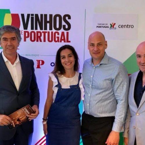 Vinhos do Centro de Portugal promovidos no Brasil