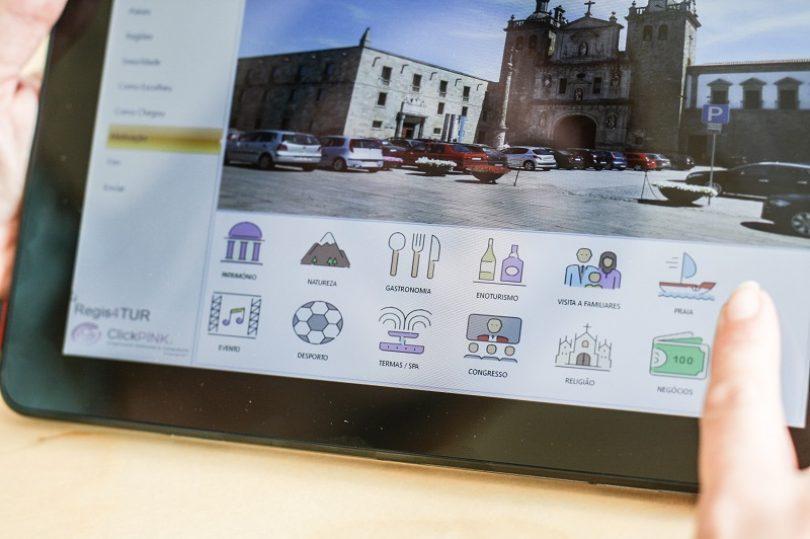 Turismo do Centro lança sistema que permite conhecer perfil dos turistas em tempo real