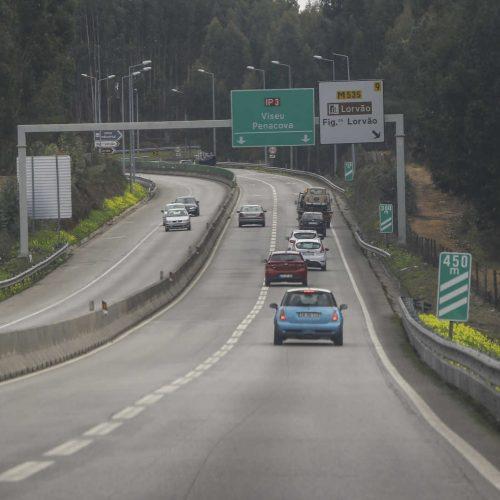 Obras no IP3 condicionam circulação no distrito de Viseu