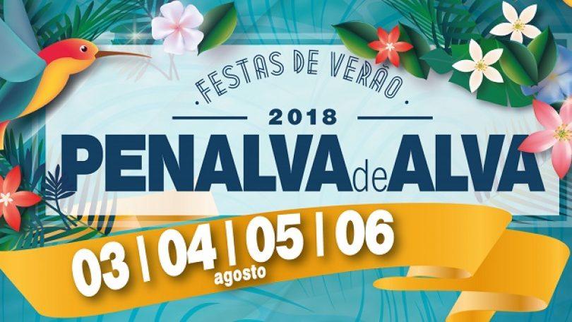 Penalva de Alva promove as habituais Festas de Verão