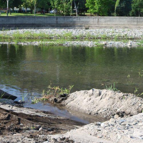 Câmara de Oliveira do Hospital lança concurso para resolver problema na praia fluvial de Avô