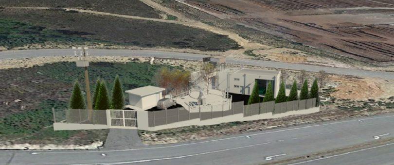Câmara de Arganil avança com obras de Reabilitação e Beneficiação da ETAR da Relvinha