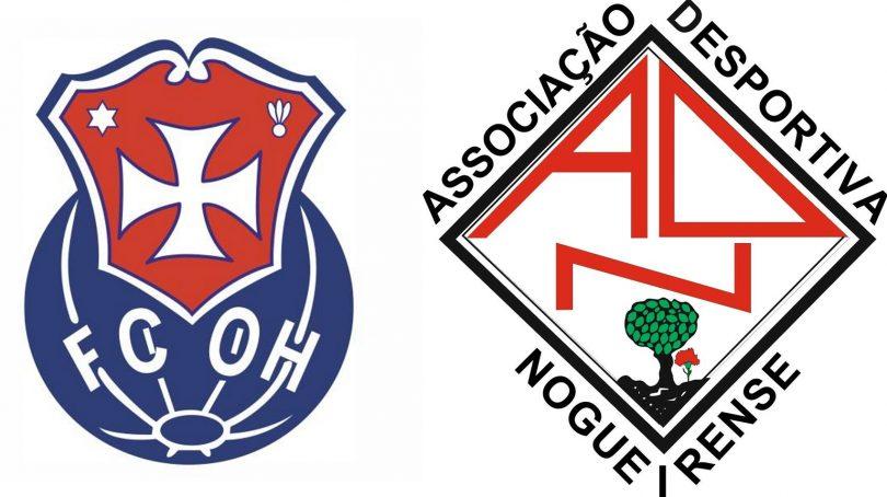 Campeonato de Portugal: Já é conhecido o calendário de jogos do FCOH e Nogueirense