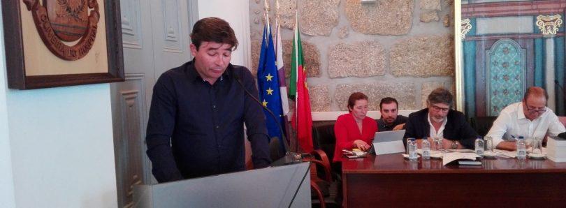 """Alexandrino acusa PSD de """"querer ganhar eleições com desgraça alheia"""""""