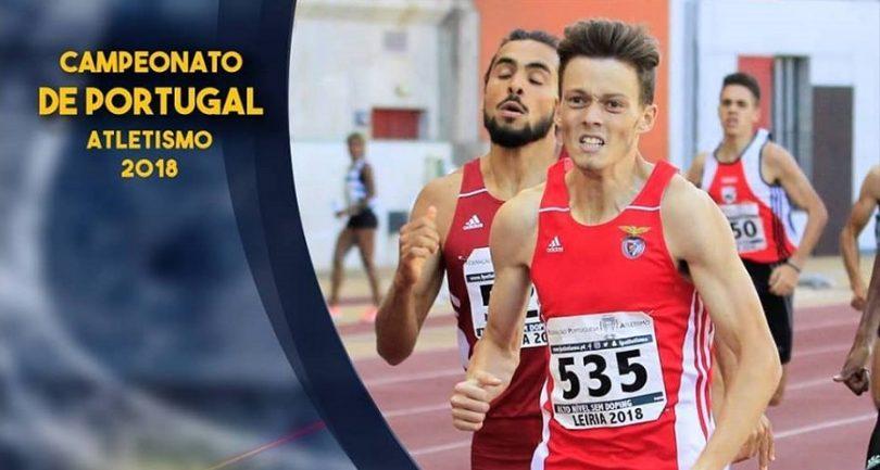 Atleta oliveirense sagra-se campeão nacional de atletismo