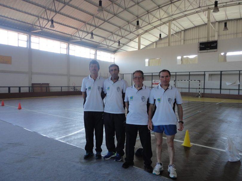 Maratona Clube Vila Chã participou no Grande Prémio de Atletismo em Carregal do Sal