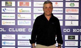 Paulo Figueira anunciou que não se recandidata à presidência do FCOH