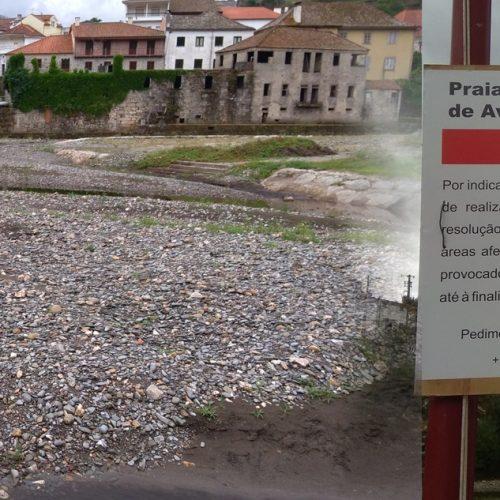 """Praia Fluvial de Avô vai estar recuperada """"o mais rapidamente possível"""""""