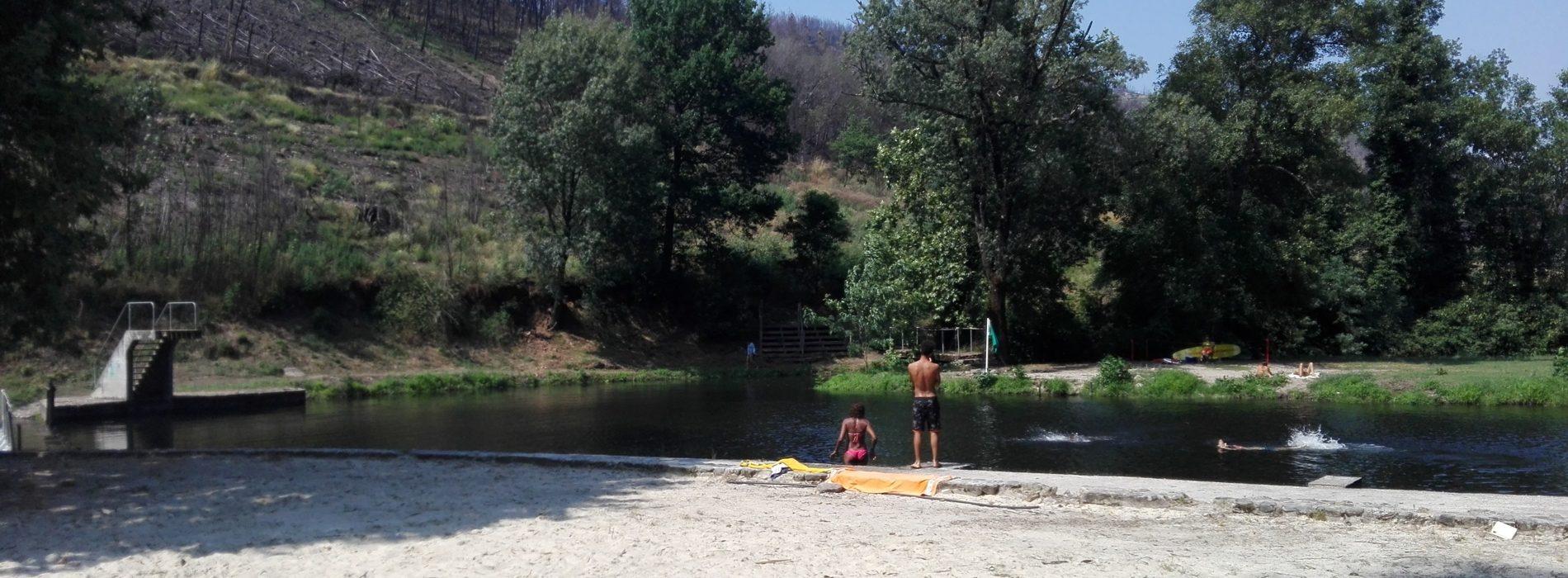S. Gião é a nova praia fluvial classificada no concelho de Oliveira do Hospital