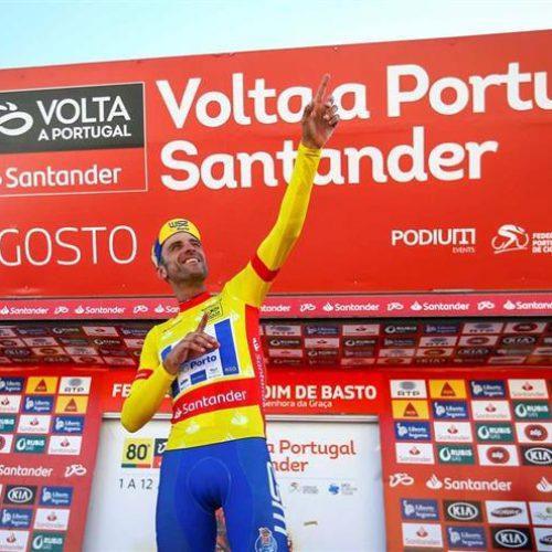 Raúl Alárcon vence Volta a Portugal 2018