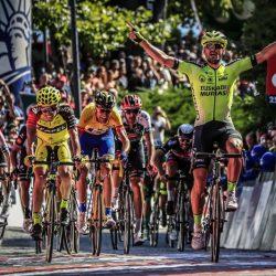 80ª Volta: Enrique Sanz venceu 7ª etapa em Viana do Castelo