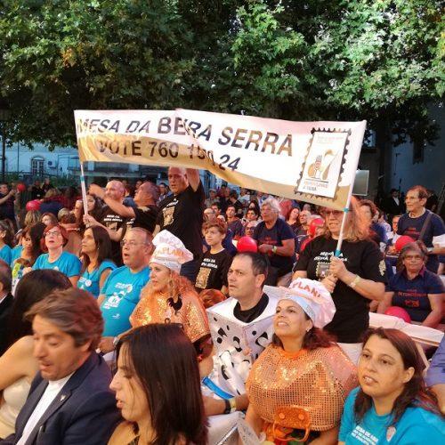 """ADIBER agradece entusiasmo na candidatura da Mesa da Beira Serra às """"7 Maravilhas à Mesa"""""""