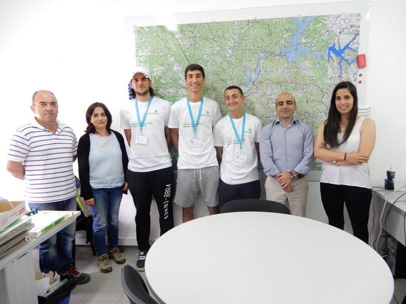 Penacova promove Programa de Voluntariado Jovem para a Natureza e Florestas