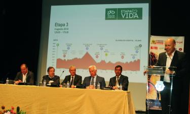 Volta a Portugal: Etapa Vida vai passar por concelhos afetados pelos incêndios