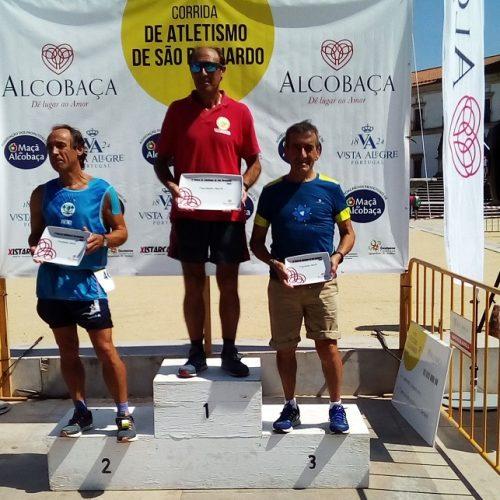 Maratona Clube Vila Chã classificado no Grande Prémio de São Bernardo em Alcobaça