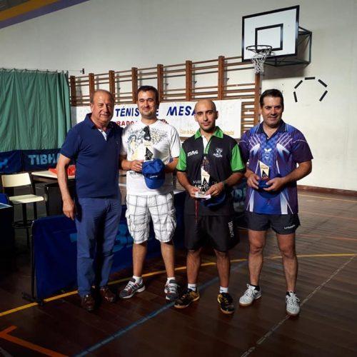 Oliveira do Hospital acolheu XVI Torneio Aberto de Ténis de Mesa