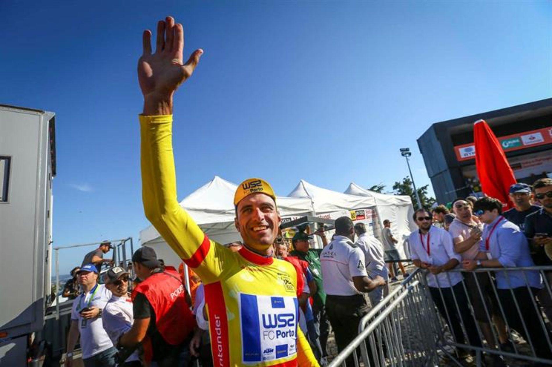 De Mateos vence em Braga e Alarcón conserva a camisola amarela
