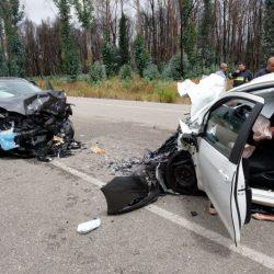 Domingo foi um dia negro nas estradas. Duas crianças perderam a vida