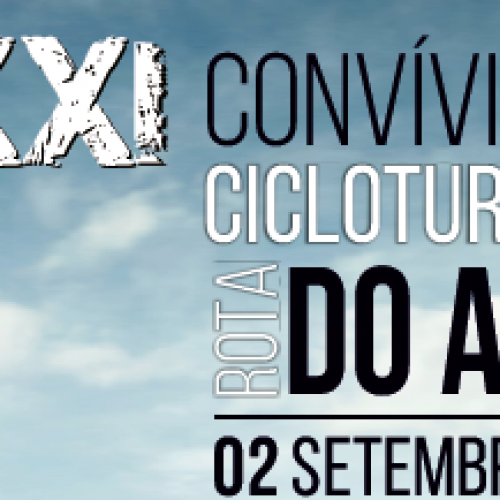CCPOH promove 31º Convívio de Cicloturismo Rota do Alva