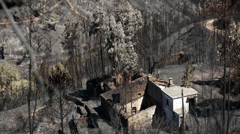 Incêndios: Obras de segundas habitações adiadas novamente