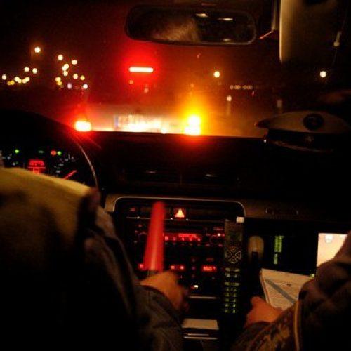 Figueira da Foz: Jovem de 19 anos ficou ferida na sequência de uma corrida de carros ilegal