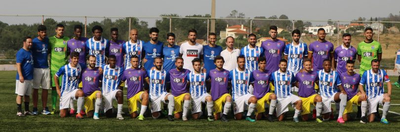 FCOH apresentou equipa e garante lutar pela manutenção no Campeonato Nacional