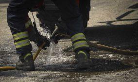 Incêndio destrói habitação em Góis e faz três desalojados