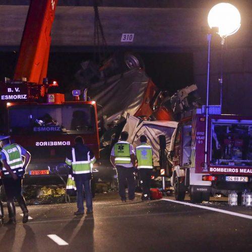 Empresário oliveirense é uma das vítimas mortais do acidente na A1