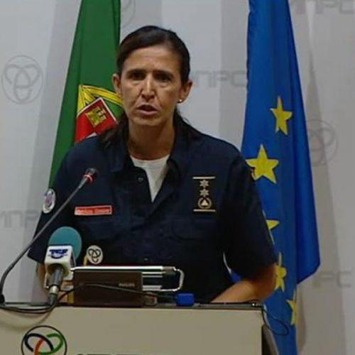 Monchique: Incêndio está dominado. Proteção Civil mantém dispositivo no terreno