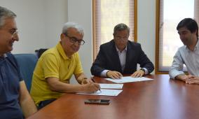 IP Guarda e Câmara de Fornos de Algodres assinam protocolo em prol da qualidade da água