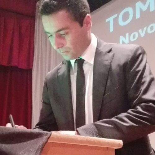 Bruno Amado mantém-se na presidência da União de Freguesias de Santa Ovaia e Vila Pouca da Beira