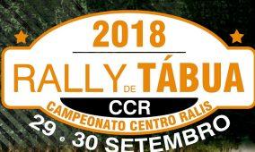 Rally de Tábua vai para a estrada nos dias 29 e 30 de setembro