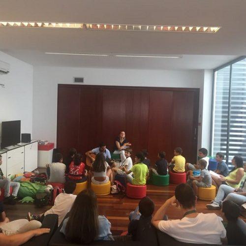 """Município de Oliveira do Hospital promoveu programa """"Escola Feliz"""""""